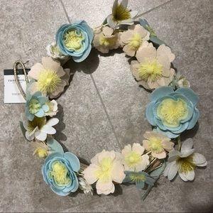 Target Felt Flower Wreath